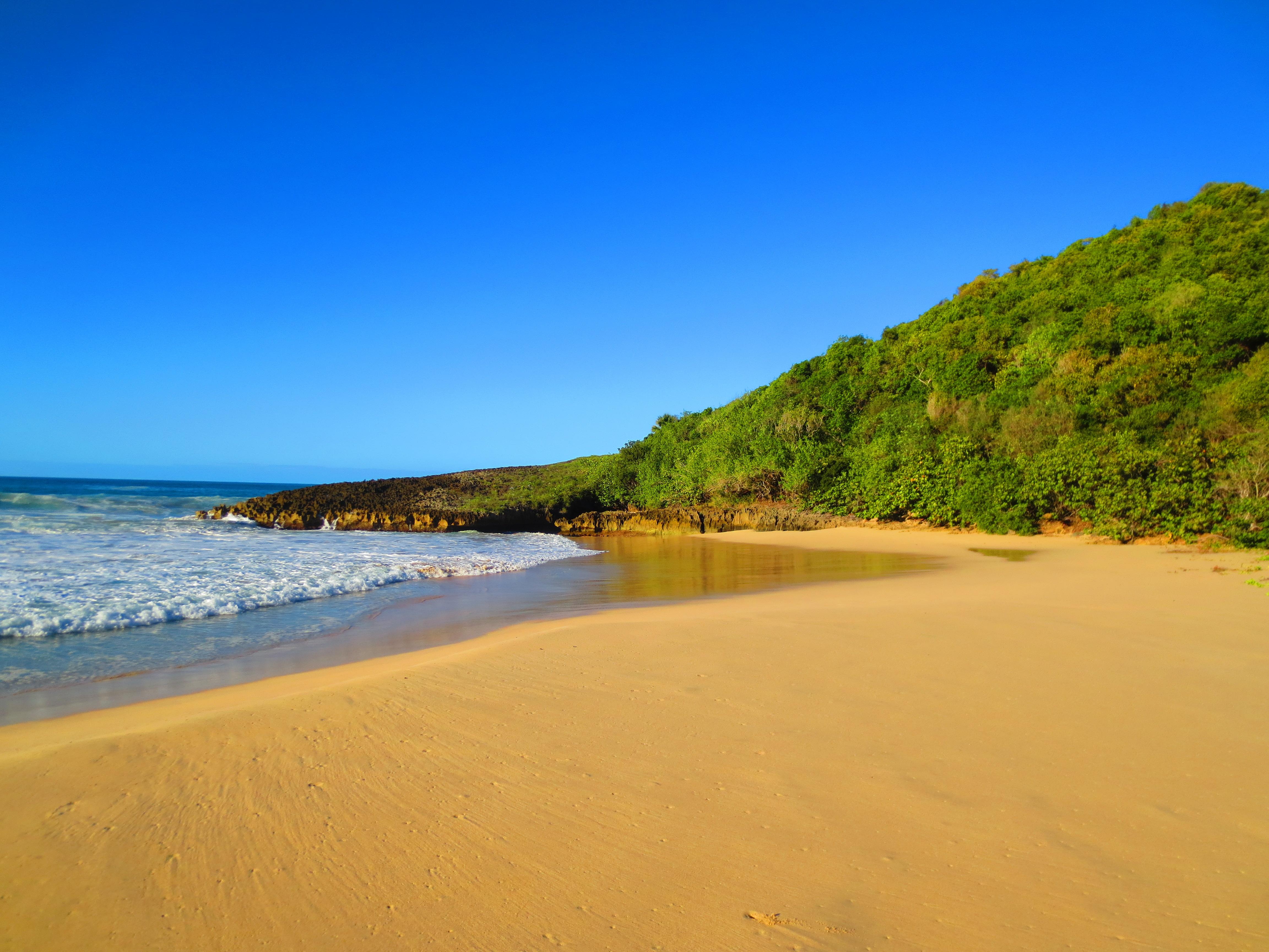 Perfect quiet Tortola beach | eyehearttravel