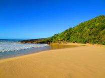 Perfect quiet Tortola beach