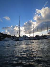 Simpson Bay Marina, SXM