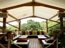 The Tree Lounge VIP area