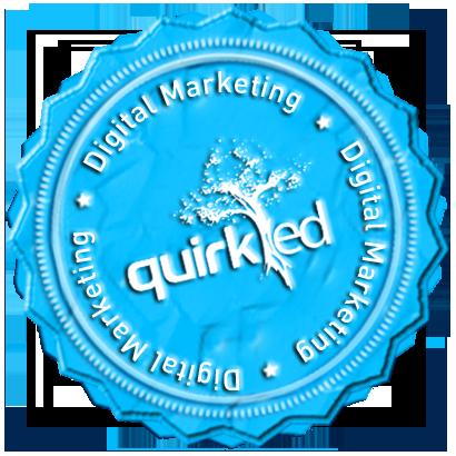 Quirk Certificate Course in Digital Marketing_Virtual Badge