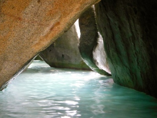 Nature in all its beauty - Virgin Gorda caves
