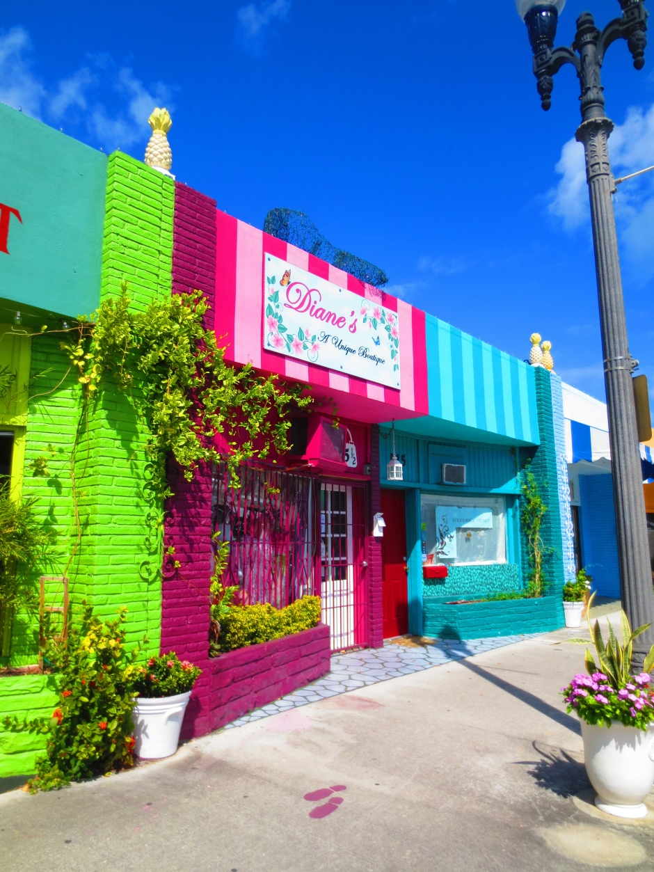 Boom! Splashes off colour make Northwood Village come alive in West Palm, Florida