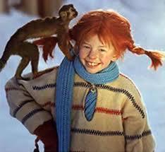 Do you remember Pippi Longstocking?
