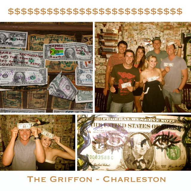 The Griffon in Charleston, South Carolina