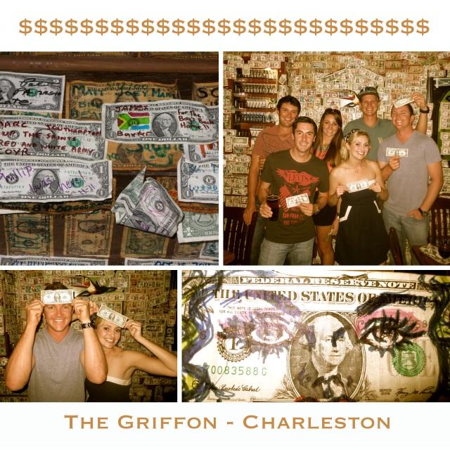 The Griffon in Charleston, South Carolina