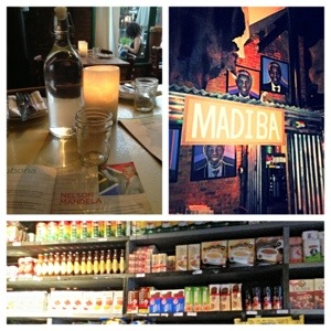 Madiba Restaurant in Brooklyn, New York