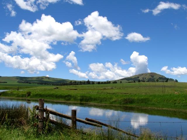 The Johnson's picture perfect Bonny Ridge farm
