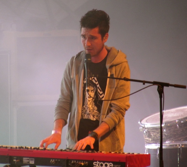 Lead singer of Bastille, Dan Smith aka Music God!