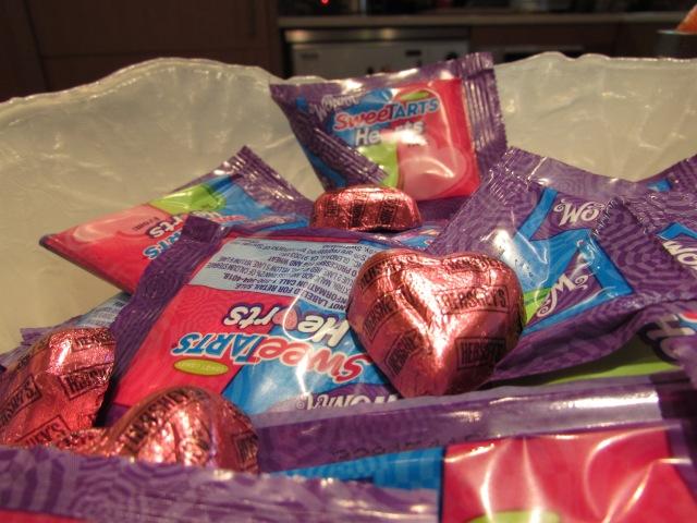 Love treats