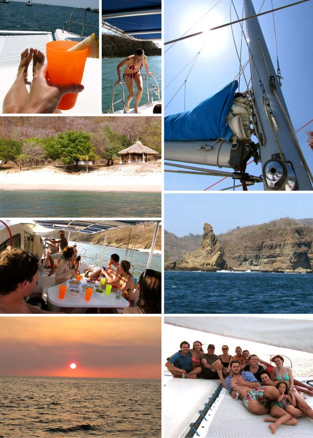 Catamaran cruise from San Juan Del Sur