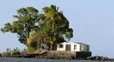 One of the isletas - uniquely scenic