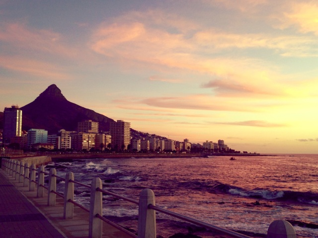 Cape Town, you stunner!