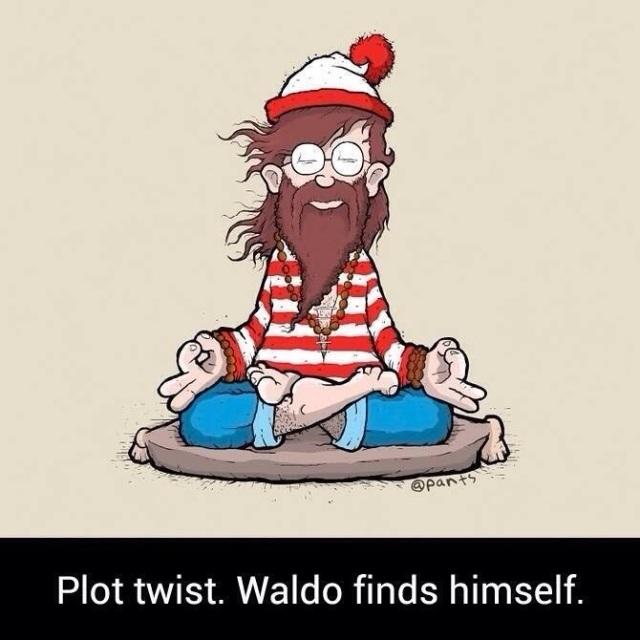 Plot twist! (Seen on Facebook)