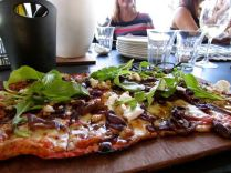 Phenomenal pizzas at Brenaissance