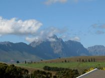 Scenic Stellenbosch