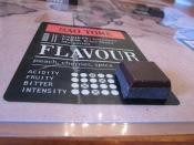 Tasting chocolate from around the world