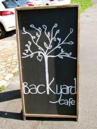 The Backyard Cafe