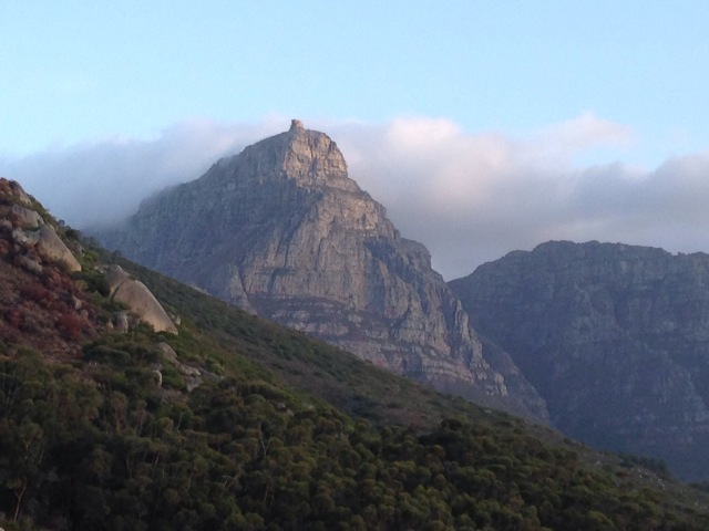 Trusty Table Mountain.