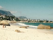Clifton 1st beach, Cape Town