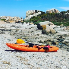 Welcome to Sea Shack, an eco-friendly utopia just outside of Paternoster up the West Coast. Pic credit: Katie Wilter